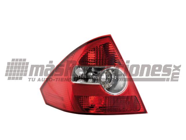 Calavera Ford Fiesta 05-10 Izq Bco S/arnes S/foco 4ptas