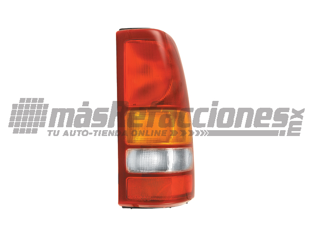 Calavera Chevrolet Silverado/custom/sierra 99-02 Der