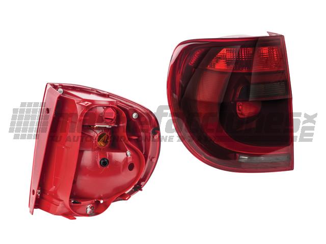 Calavera Volkswagen Crossfox 11-13 Izq Humo