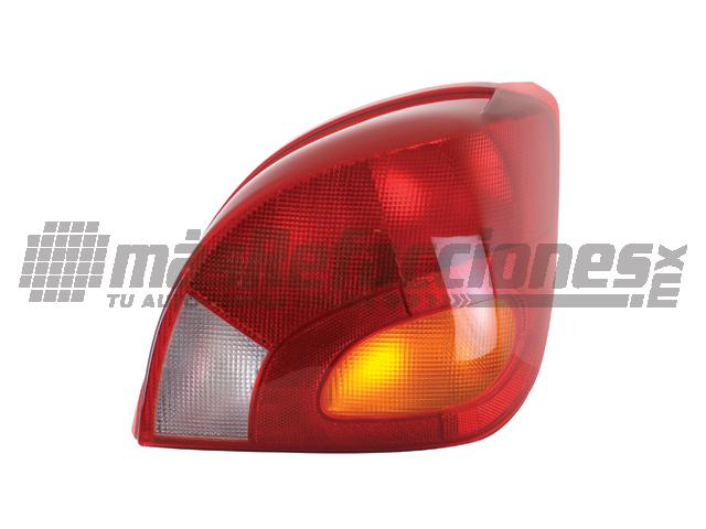 Calavera Ford Fiesta 98-01 Der 3y5p S/cajuela