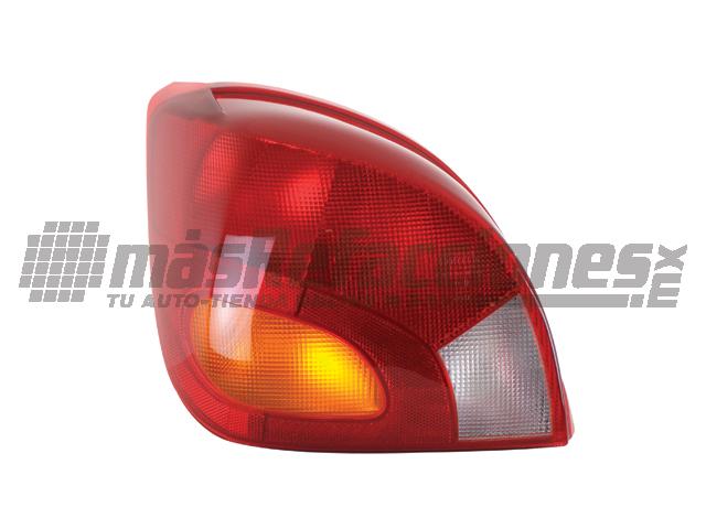 Calavera Ford Fiesta 98-01 Izq 3y5p S/cajuela