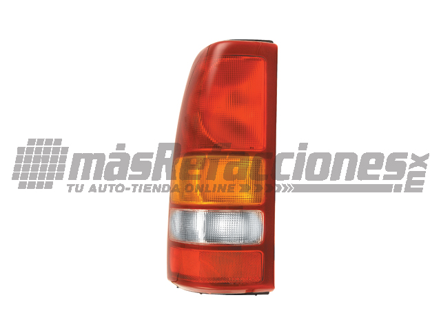 Calavera Chevrolet Silverado/custom/sierra 99-02 Izq