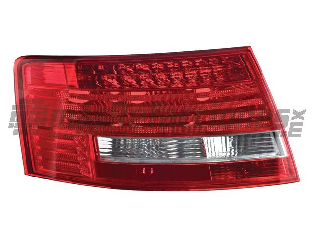 Calavera Audi A6 06-08 Izq LED S/foc