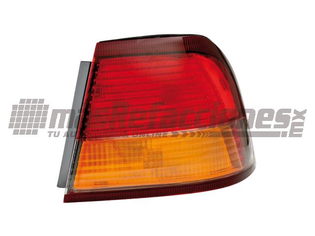 Calavera Nissan Maxima 97-99 Ext Der Amb/rjo