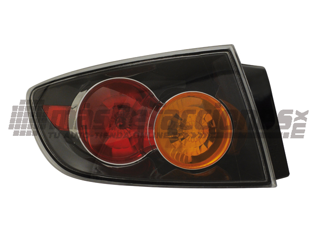 Calavera Mazda 3 06-09 Izq 4p