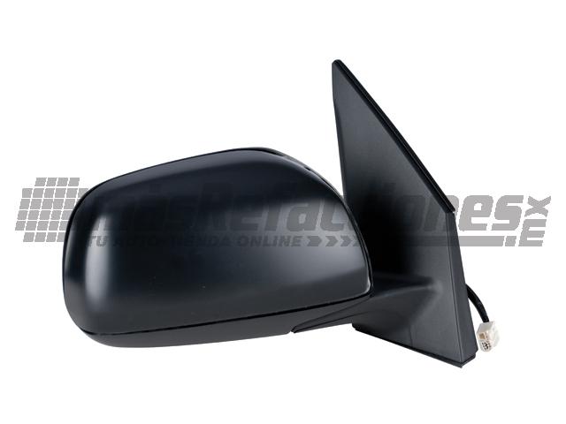 Espejo Toyota Rav 4 06-12 Der Electrico C/desempaÑante P/pintar*