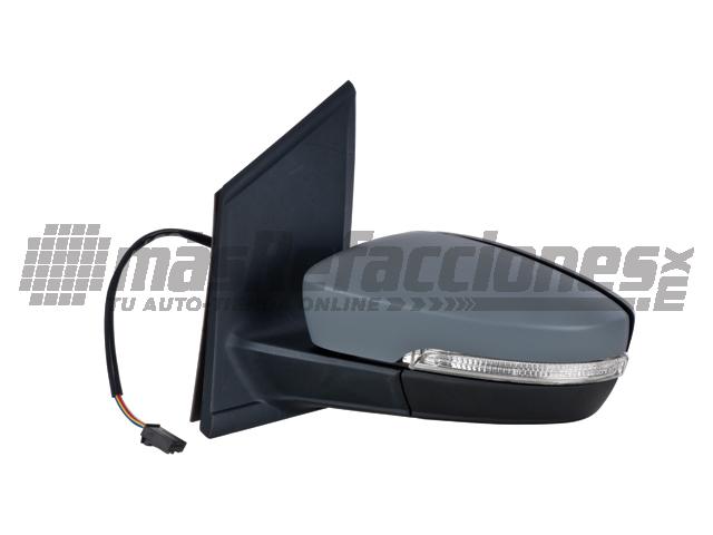 Espejo Volkswagen Crossfox 11-14 Izq Elec C/dir P/p*