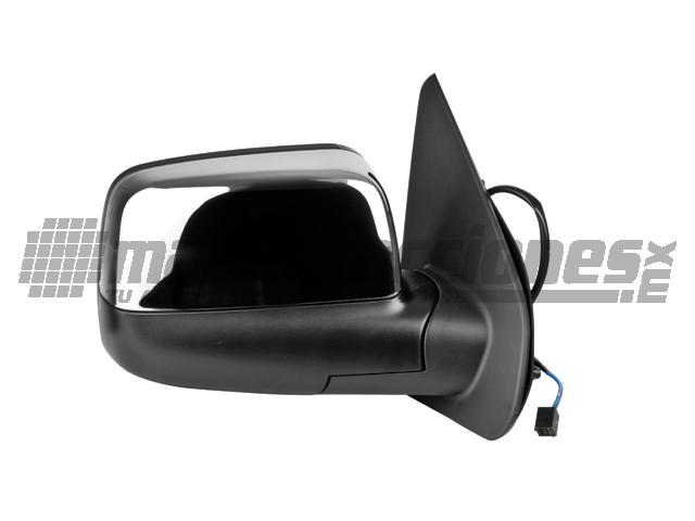 Espejo Ford Ecosport 04-12 Der Electrico Cromado*