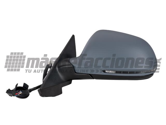 Espejo Audi A3 09-10 5ptas Izq Electrico C/desempaÑante C/direcc P/pint*
