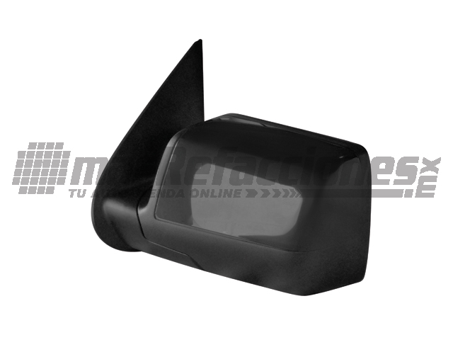 Espejo Ford Explorer 06-10 Izq Electrico C/luz Inferior P/pintar *