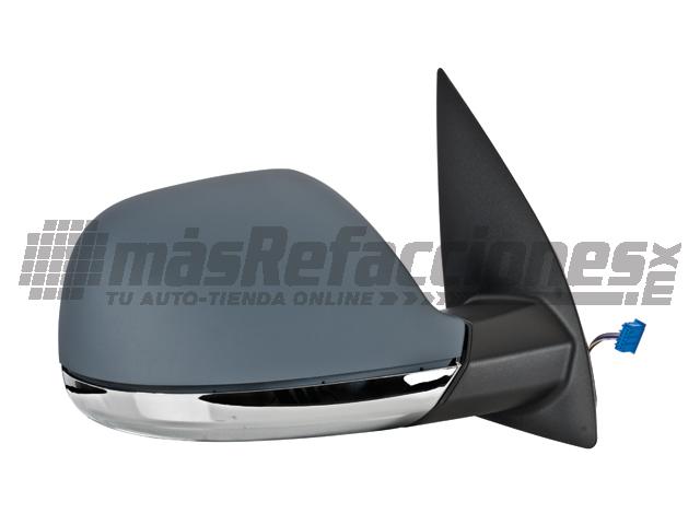 Espejo Volkswagen Amarok 10-13 Der Electrcio C/desempaÑante B/cromada P/pint*