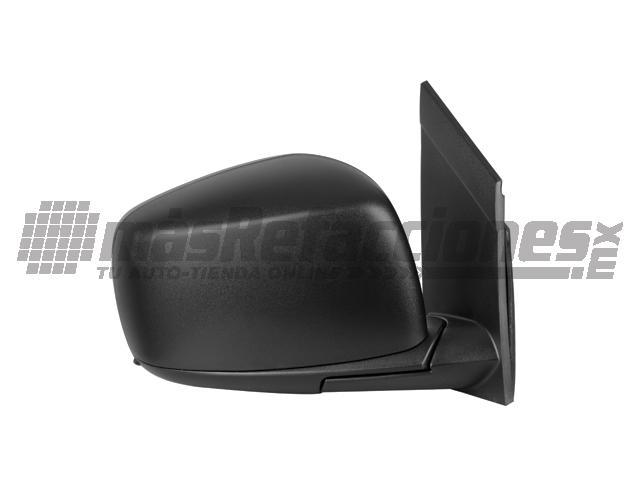 Espejo Chrysler Caravan 08-10 Der Manual Corrugado Negro