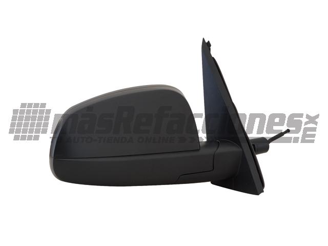 Espejo Chevrolet Meriva 04-08 Der C/control Corrugado Ngo*