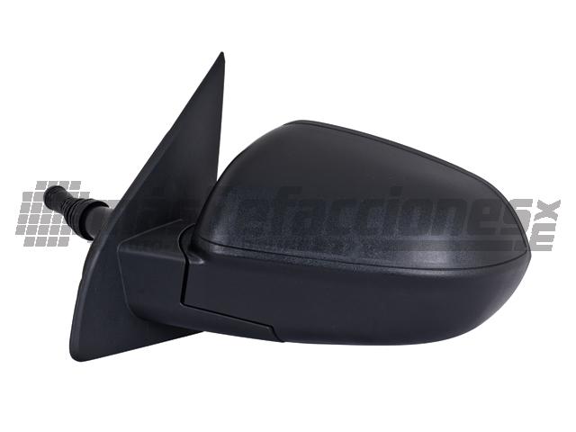 Espejo Chevrolet Tornado 11-15 Izq C/control Negro*