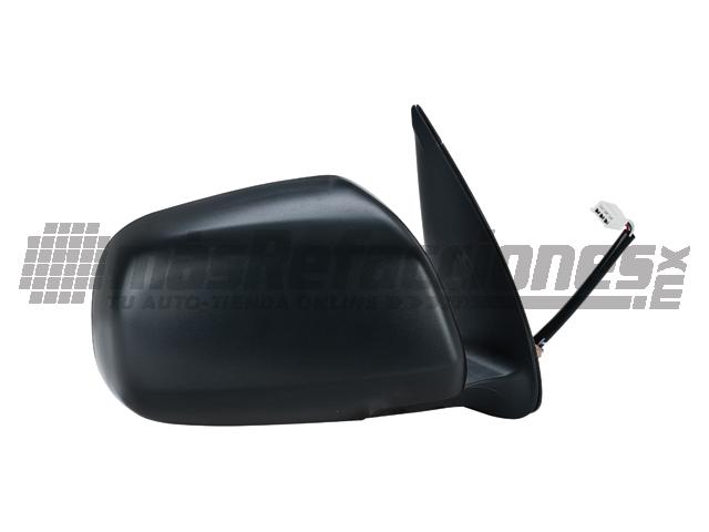 Espejo Toyota Hilux 05-11 Der Electrico Negro*