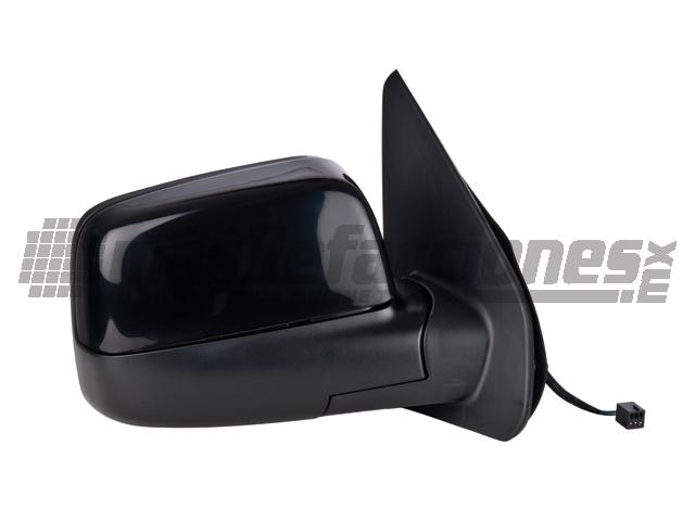 Espejo Ford Ecosport 04-12 Der Electrico Liso/corrugado Ngo*