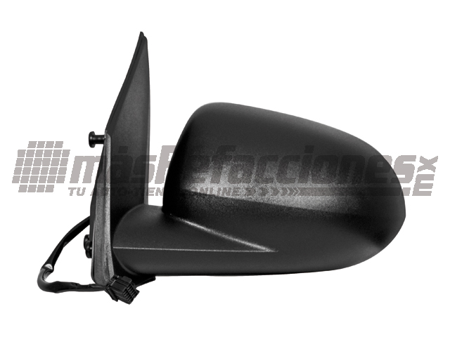 Espejo Dodge Caliber 07-12 Izq Electrico Ngo*