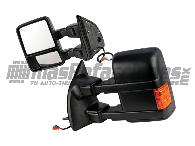 Espejo Ford F350/super Duaire 08-12 I Electrico C/direccional*