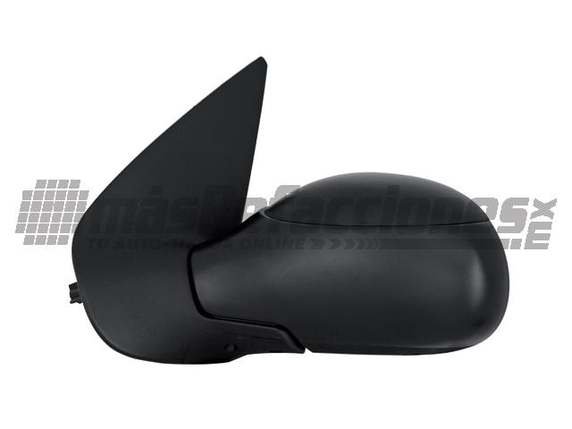 Espejo Peugeot 206 01-09 Izq C/control Ngo*