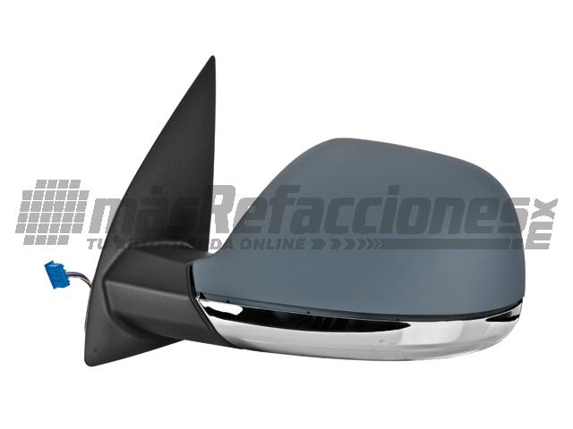 Espejo Volkswagen Amarok 10-13 Izq Electrcio C/desempaÑante B/cromada P/pint*