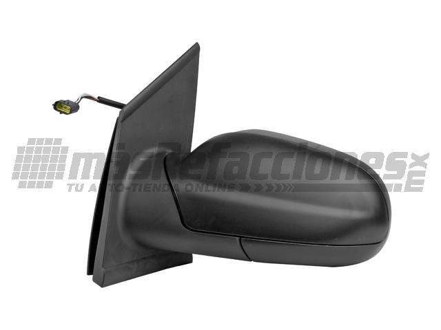 Espejo Volkswagen Lupo 05-09/crossfox 07-10/sport Van 07-10 Izq Electrico Corrugado Ngo*
