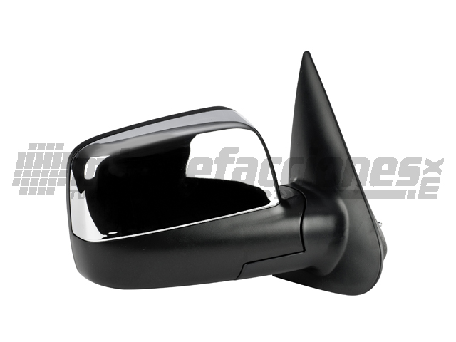 Espejo Ford Ranger 05-09 Der Manual Cromado*