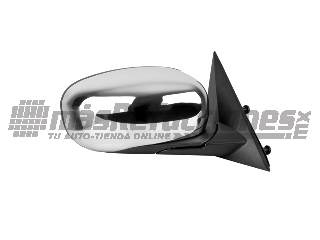 Espejo Chrysler Charger 06-10/300c 05-10 Der Electrico Cromado*