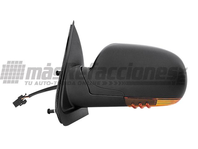 Espejo Chevrolet Trail Blazer 02-08 Izq Electrico C/desempaÑante C/direccional Ngo*
