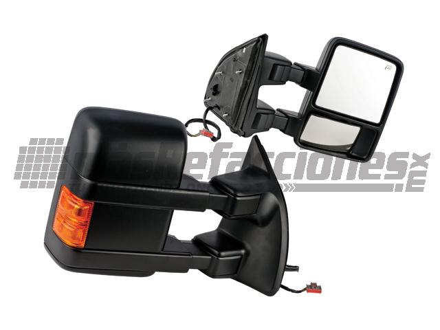 Espejo Ford F350/super Duaire 08-12 D Electrico C/dirreccional*