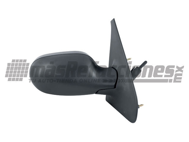 Espejo Renault Megane II 04-06 Der C/control P/pintar*