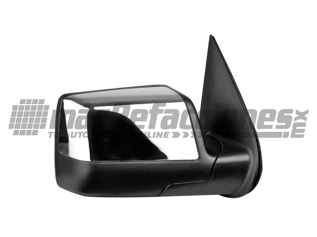 Espejo Ford Explorer 06-10 Der Electrico C/desempaÑante C/luz Inferior Cromado*