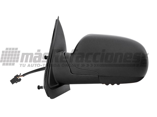 Espejo Chevrolet Trail Blazer 02-08 Izq Electrico Negro