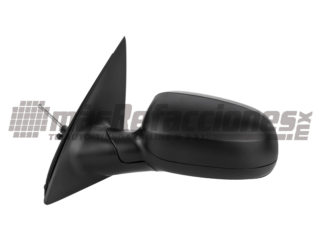 Espejo Chevrolet Corsa 02-08/tornado 04-10 Izq C/control Corrugado Ngo*