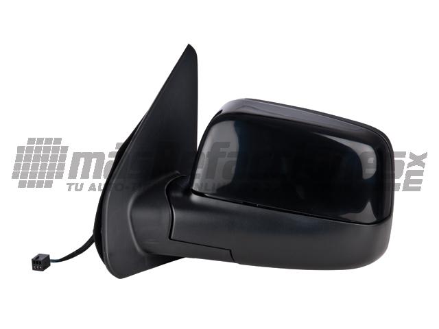 Espejo Ford Ecosport 04-12 Izq Electrico Liso/corrugado Ngo*