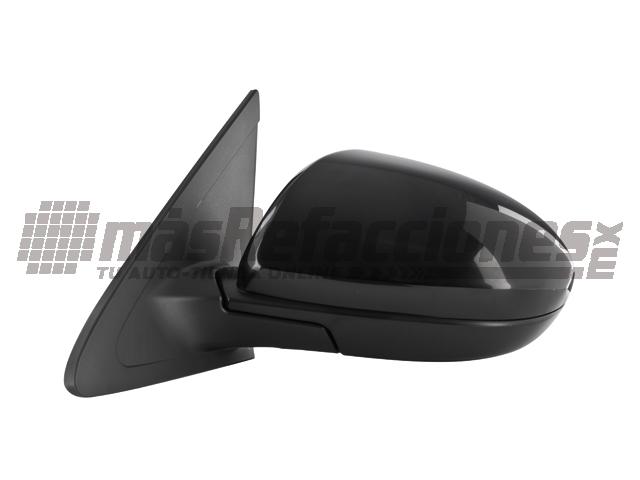 Espejo Mazda 3 10-13 Izq Electrico Ngo*