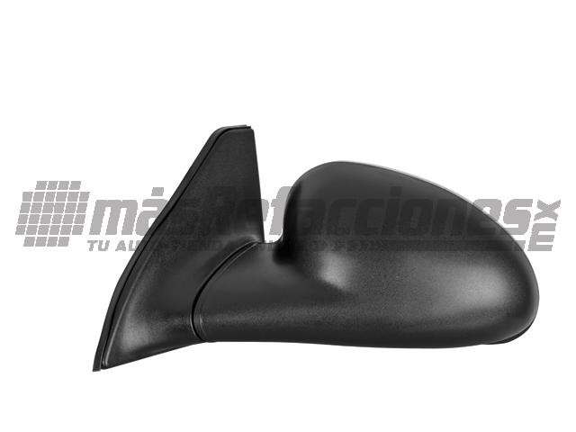 Espejo Ford Escort 4ptas 97-02 Izq Manual Corrugado Ngo *