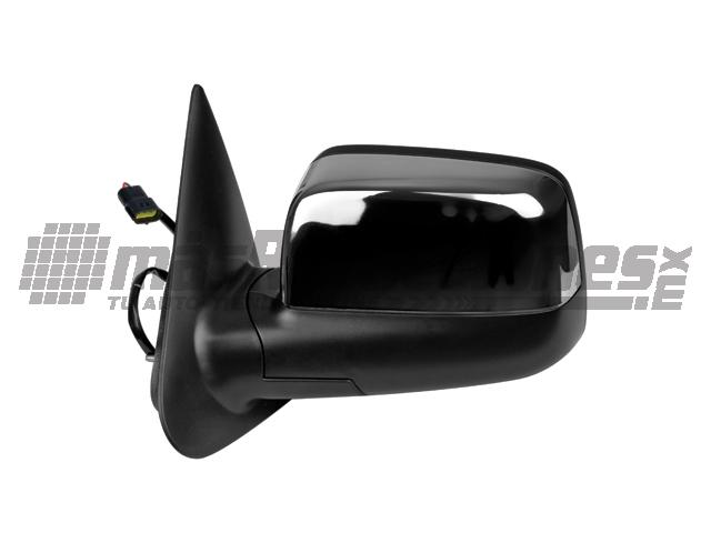 Espejo Ford Ranger 05-09 Izq Electrico Cromado*