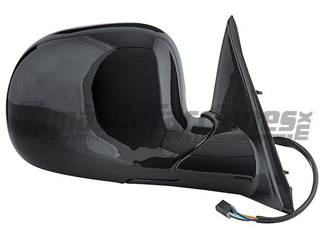 Espejo Chevrolet S 10/blazer/sonoma/bravada 95-97 Der Electrico Negro