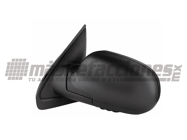 Espejo Chevrolet Trail Blazer 02-08 Izq Manual Negro