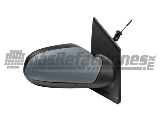 Espejo Volkswagen Lupo 05-09/crossfox 07-10/sport Van 07-09 Der C/control P/pintar*