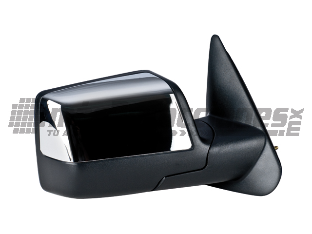 Espejo Ford Ranger 10-12 Der Manual Cromado*