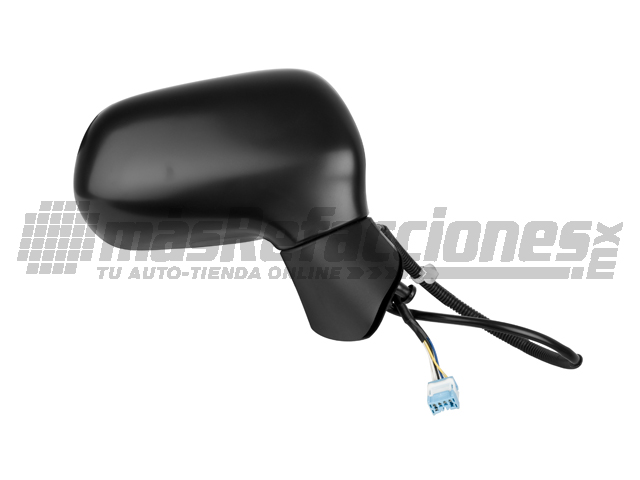 Espejo Honda Civic 4ptas 06-11 Der Electrico con DesempaÑante P/pintar *