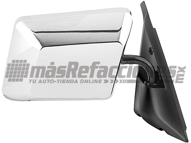 Espejo Chevrolet S 10/blazer/sonoma 82-94/bravada 91-94 Der Manual Crom Ado*