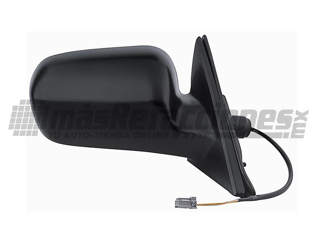 Espejo Honda Accord 2 y 4ptas 98-02 Der Electrico Negro