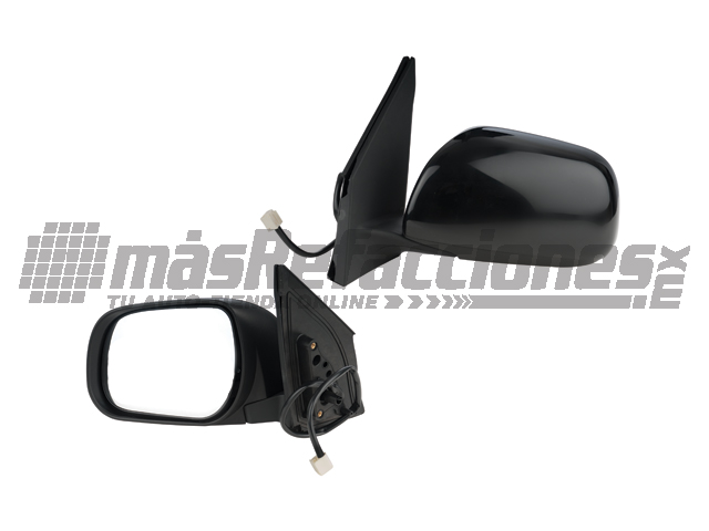 Espejo Toyota Rav 4 06-12 Izq Electrico P/pintar*