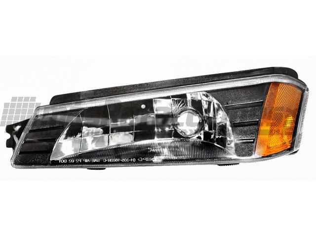 Cuarto Frontal Chevrolet Avalanche 02-06 Izq