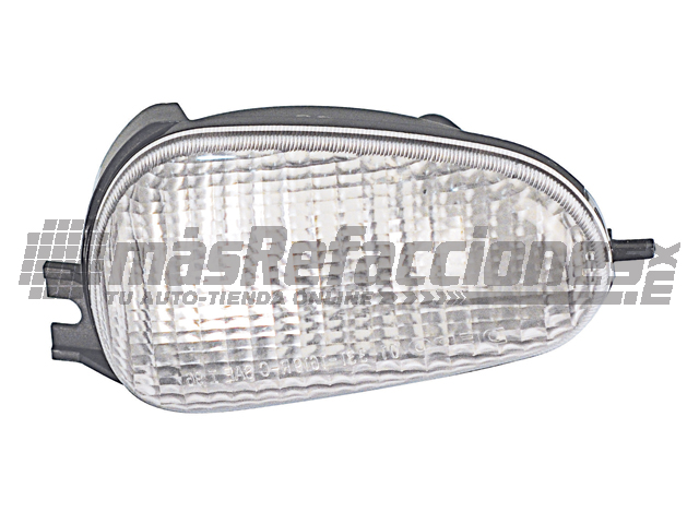 Cuarto Frontal Ford Sable 98-99 Izq Blanco