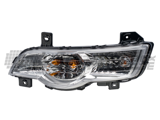 Cuarto Frontal Chevrolet Traverse 09-12 Izq
