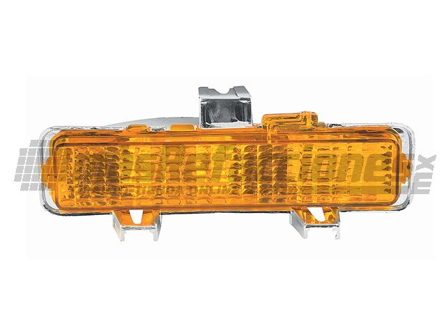 Cuarto Frontal Chevrolet S-10/blazer/sonoma 82-94/bravada 91-94 Izq Ambar