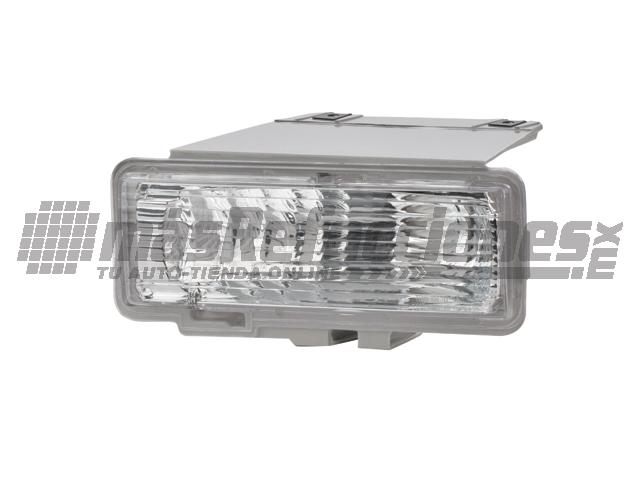 Cuarto Frontal Chevrolet S-10/blazer/sonoma 95-97/bravada 96-97 Izq